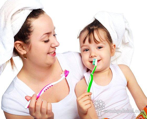 Çocuklarda Diş Fırçalama Ne Zaman Başlanmalı
