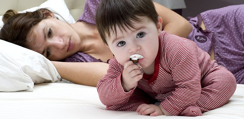 Çocuğunuzun sizinle birlikte yatması doğru mu?