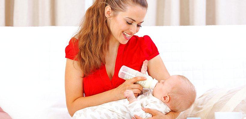Bebeğinize en uygun mamayı nasıl seçersiniz?