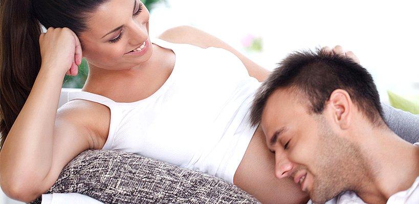 Hamilelikte babanın rolü
