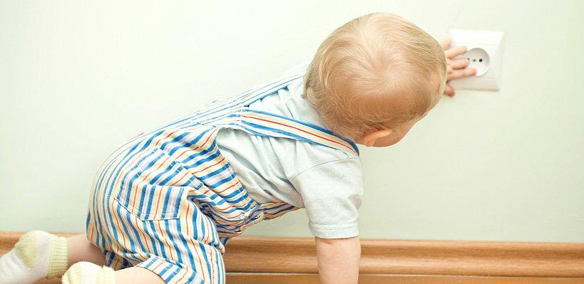Eviniz bebeğiniz için güvenli mi?